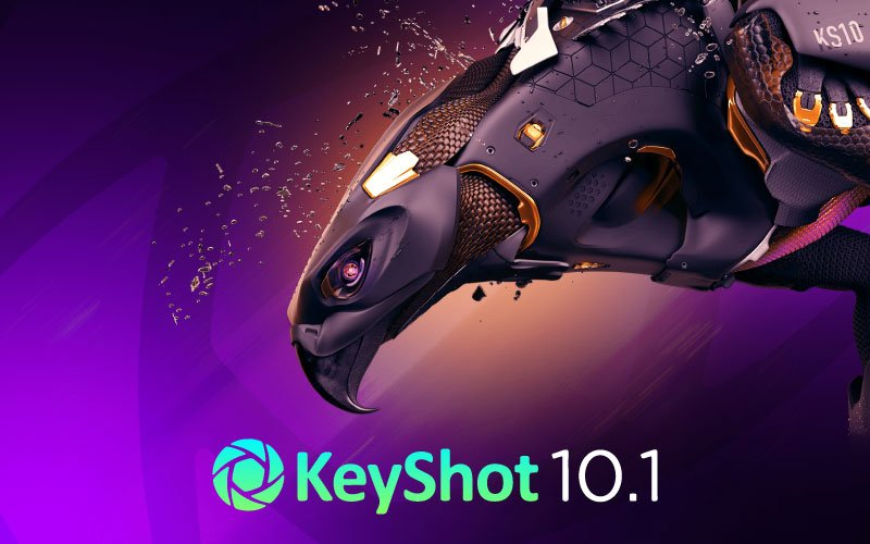 keyshot 10 1 news www